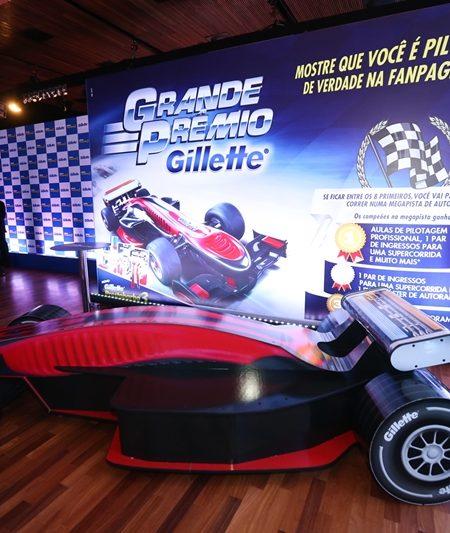 Réplica de carro F1
