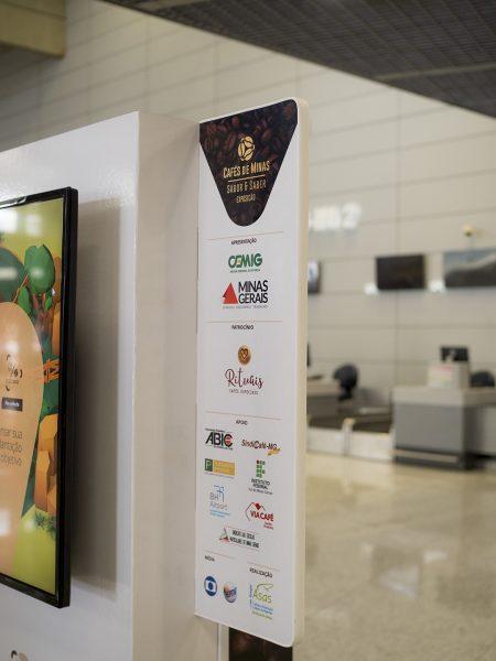 Exposição Cafés de Minas